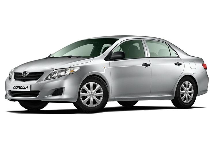 I would love to have a Toyota Corolla to run around in.