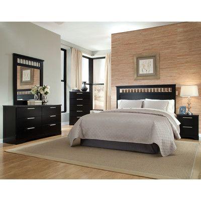Standard Furniture Atlanta Full/Queen Panel Customizable Bedroom Set - http://delanico.com/bedroom-sets/standard-furniture-atlanta-fullqueen-panel-customizable-bedroom-set-597281108/
