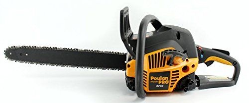 Special Offers - Refurbished Poulan Pro PP4218A 18 42CC 2 Cycle Gas Powered Tree Chainsaw w/Case Review - In stock & Free Shipping. You can save more money! Check It (October 08 2016 at 08:15AM) >> http://aircompressorusa.net/refurbished-poulan-pro-pp4218a-18-42cc-2-cycle-gas-powered-tree-chainsaw-wcase-review/