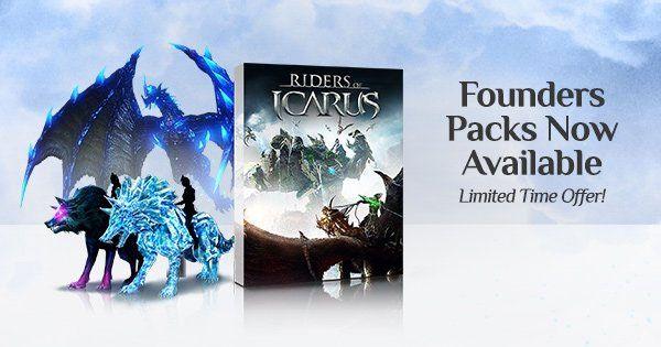 Les Founder's Packs de Riders of Icarus sont disponibles - Nexon publie aujourd'hui une nouvelle vidéo pour Riders of Icarus. Le MMORPG heroic fantasy est actuellement en bêta fermée et débutera sa bêta ouverte dès le 6 juillet 2016. En attendant, les...