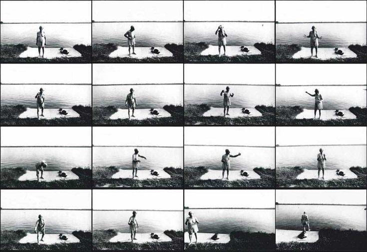 - THE STORY - 1979 18x24 cm gelatine silver print