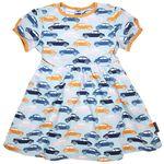 VINTAGE CAR JAM DRESS (CHILD)