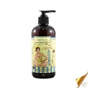 Barefoot Venus Vanilla Shake Creamy Cleansing Wash