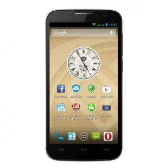 PRESTIGIO MultiPhone 5517 DUO to smartfon, z którego można korzystać bez żadnych ograniczeń dzięki baterii o pojemności 4000 mAh. Zapomnij o ładowaniu. Bateria zagwarantuje nawet 57h czasu rozmów, do 176h odtwarzania muzyki i do 11h odtwarzania wideo w jakości HD.