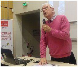 8ème FEI : Philippe Meirieu : A quoi sert un enseignant innovant ?