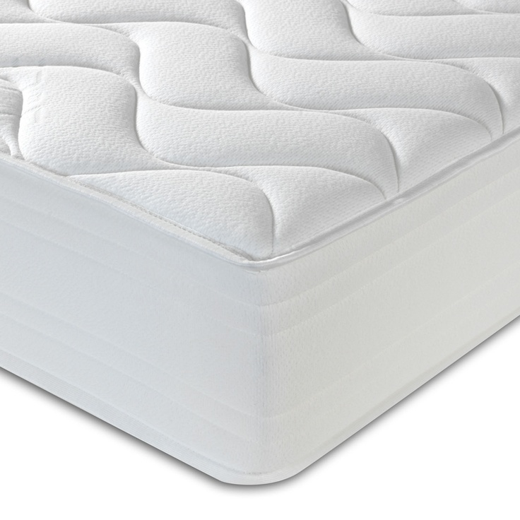 37 Memory Mattress This Contains 1000 Centre Tied Pocketed Springs In A Standard King Size At 20cm Deep It Feels Like The Firmest