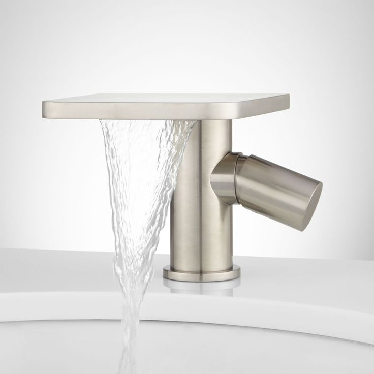 Best 25+ Waterfall Bathroom Faucet Ideas On Pinterest | Bathroom Waterfall  Taps, Waterfall Bath Taps And Faucet