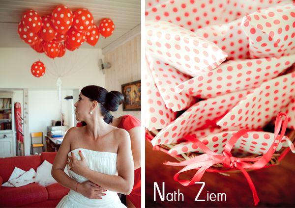 Décoration de salle - Ballons gonflés à l'hélium