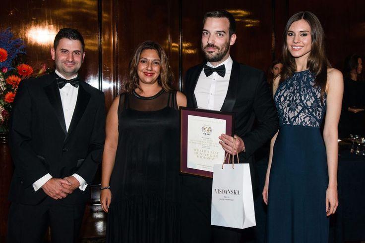 Carpe Diem and Aqua Vista Hotels Applauded at 'World Boutique Hotel Awards 2017'