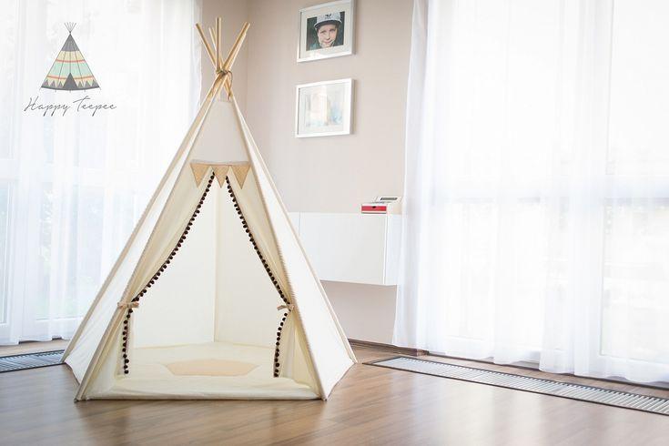 Udělejte svým dětem radost a pořiďte jim opravdové indiánské teepee. Děti si rádi staví domečky a schovávají se. Z vlastní zkušenosti mohu říct, že u nás teepee slaví velký úspěch už u téměř ročního synka :) Neváhejte a dopřejte dětem kousek jejich…