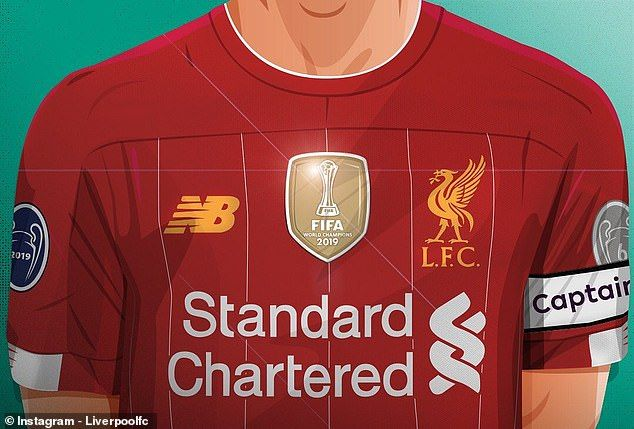 Liverpool Lodge Appeal In Order To Wear Fifa World Champions Badge In 2020 Club World Cup World Cup Jerseys World Cup Shirts