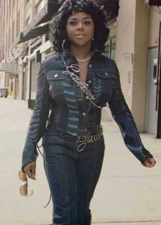 Lil Kim...the original