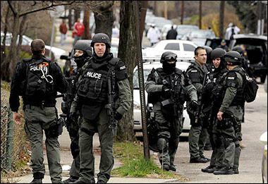 ... for 'terrorizing' young family at gunpoint Alex Jones' Infowars