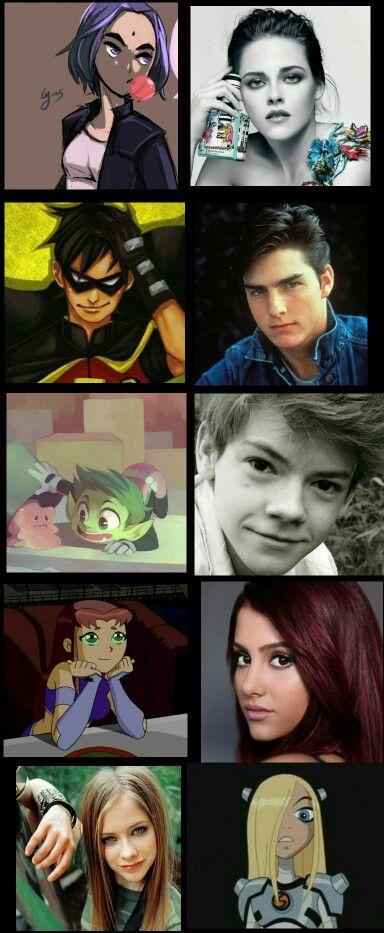 Teen Titans Cast I Hate Admit It But Krusten Stuart -6562