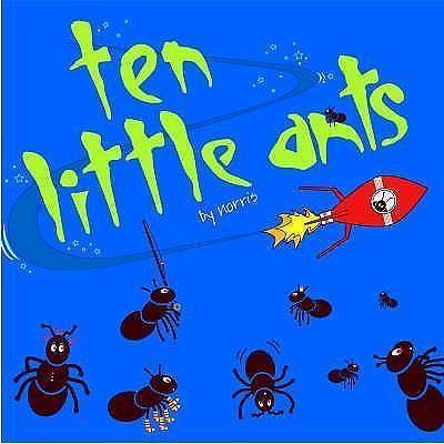 10 Little Ants by Norris, 9781905594085.