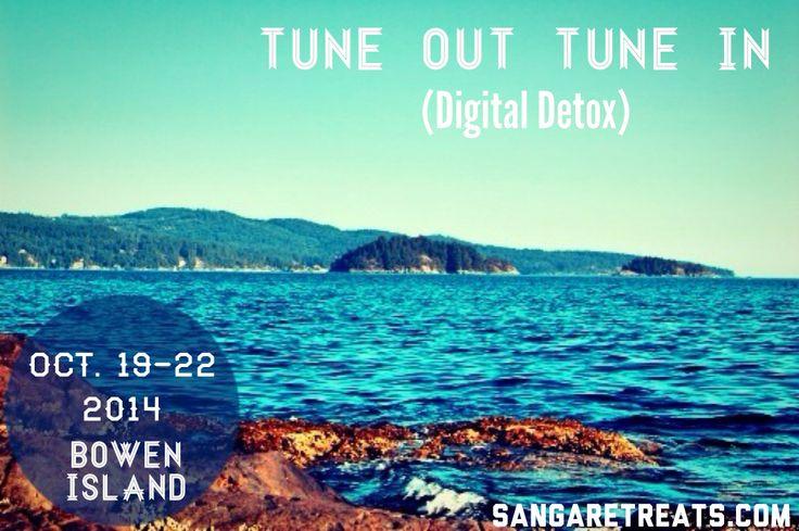 Digital Detox Retreat on Bowen Island - Oct 2014