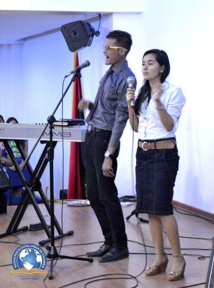 Bedan Lezcano / Johanna Sierra EXPOMUSIC Cúcuta IPUC #ipuc #pentecostal