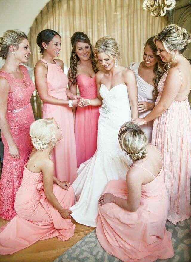 126 best vestidos de madrinhas images on Pinterest | Prom dresses ...