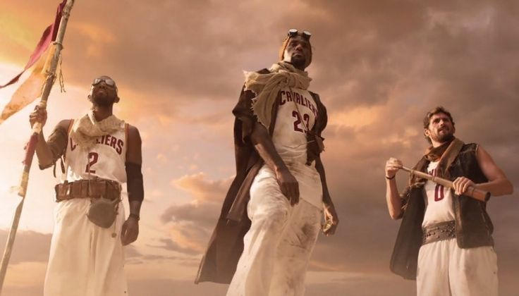 """Cleveland Cavaliers News and Rumors: Cavs Power Trio LeBron James, Irving & Love featured in TNT's TVC for NBA 2015-2016 Season Opener. Cleveland Cavaliers will tip off the season against the Chicago Bulls on October 27th, and will broadcast by the TNT, beginning their """"quest"""" for the 2016 NBA Title Championship. That's the theme used during a promotional campaign for the """"NBA on TNT"""" this regular season. The Cavs' 30 second promotional video clip was released on social network service…"""
