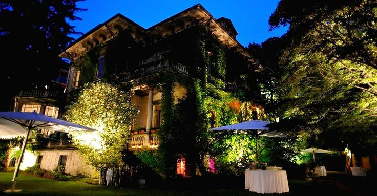 VILLA ZANOTTI - Villa Varese Lombardia | Matrimoni e ricevimenti