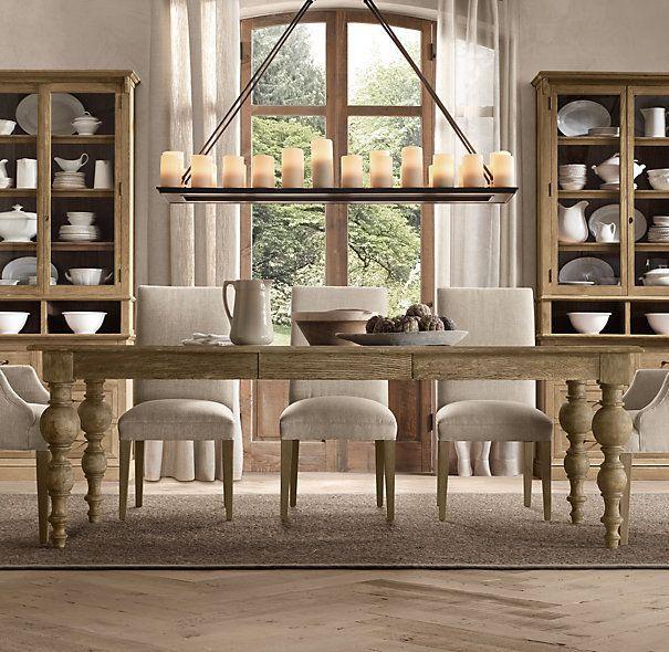 10 mejores ideas sobre mesas de comedor de madera en for Mesas jardin madera baratas