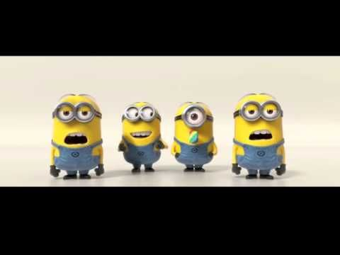 Minions Singing Happy Anniversary - YouTube