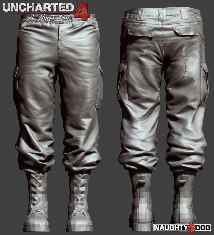 ArtStation - Uncharted 4, Corey Johnson                                                                                                                                                                                 More
