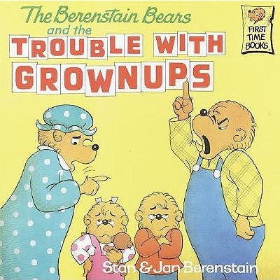 I remember reading all the Bearenstein bears books I could get my hands on growing up. My favorite one was where they moved from their cave in the mountains to their current tree house. I would sit there and imagine how awesome living in a cave or tree house would be.