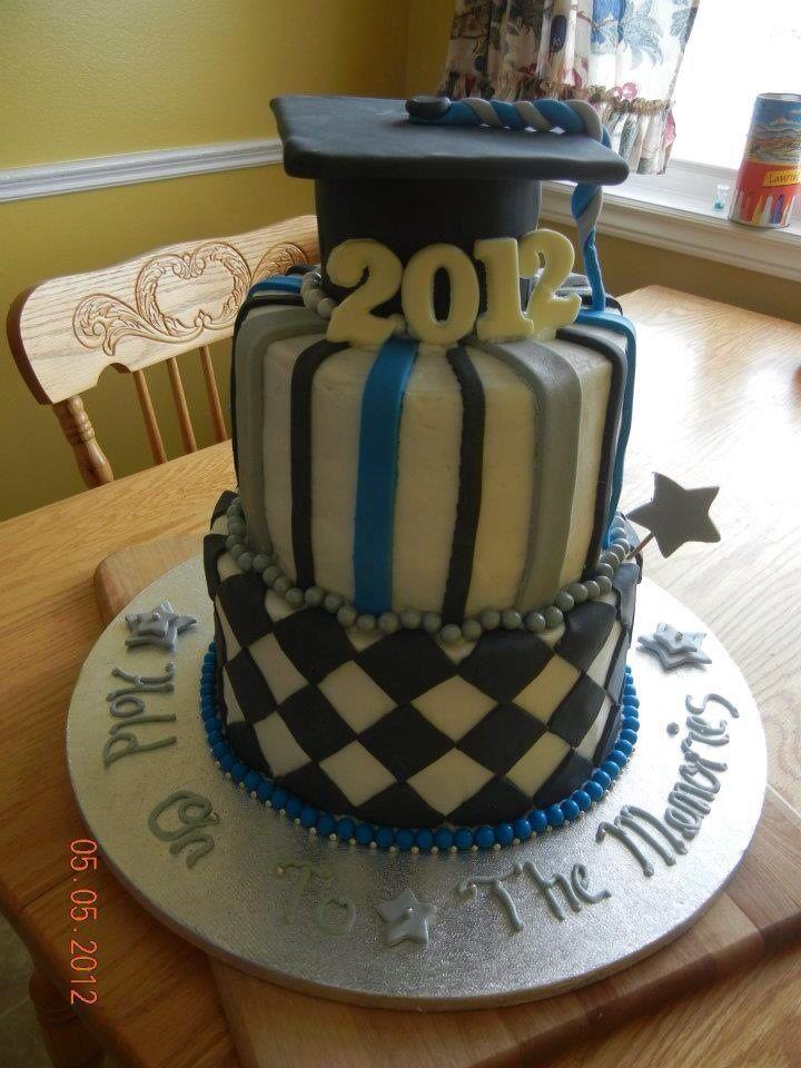Graduation Cake 2012