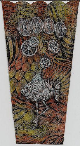 Popcorn Tub Side 02 | por molossus, who says Life Imitates Doodles