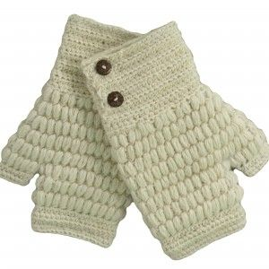 Keep your little one's hands nice and warm with these 100% Baby Cable Fingerless Gloves http://www.nralpacafarm.com/product/100-baby-cable-gloves/
