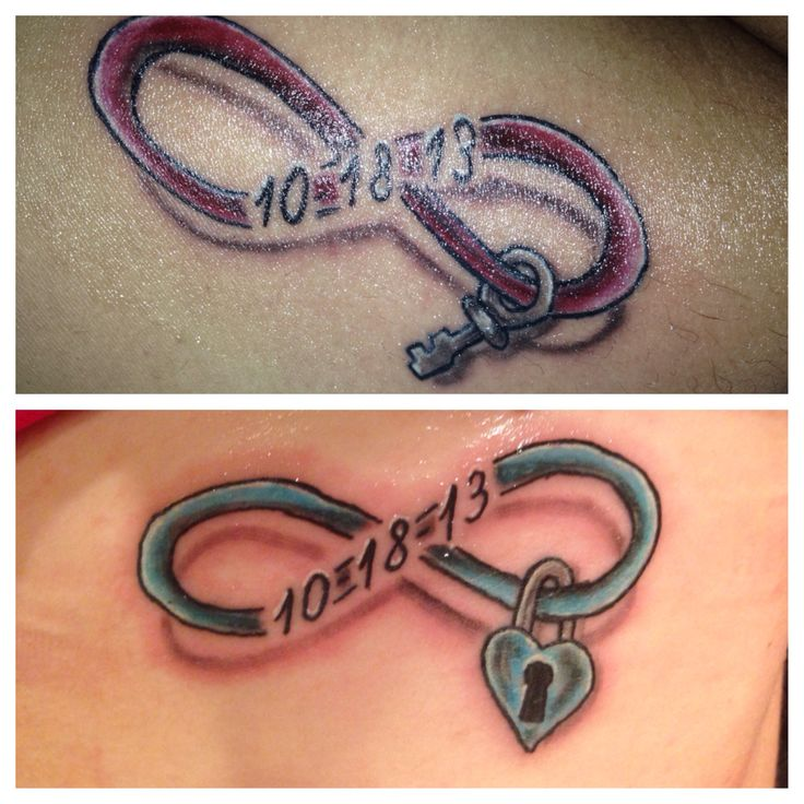 17 best 1000 images about Wedding tattoos on Pinterest Couple tat