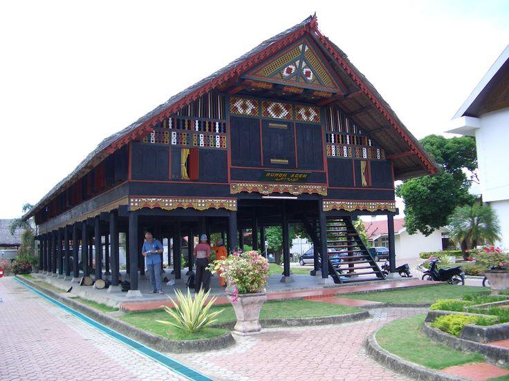 Rumah Aceh, Banda Aceh