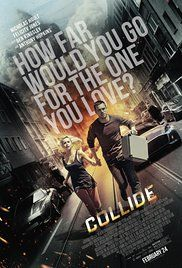 Collide An American backpacker gets involved with a ring of drug smugglers as their driver, though he winds up on the run from his employers across Cologne high-speed Autobahn.
