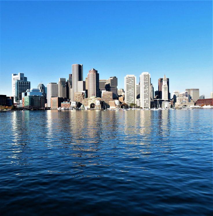 Ville de Boston (photo personnelle)