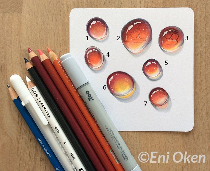 Learn how to create great shading with Eni Oken's ebooks enioken.com