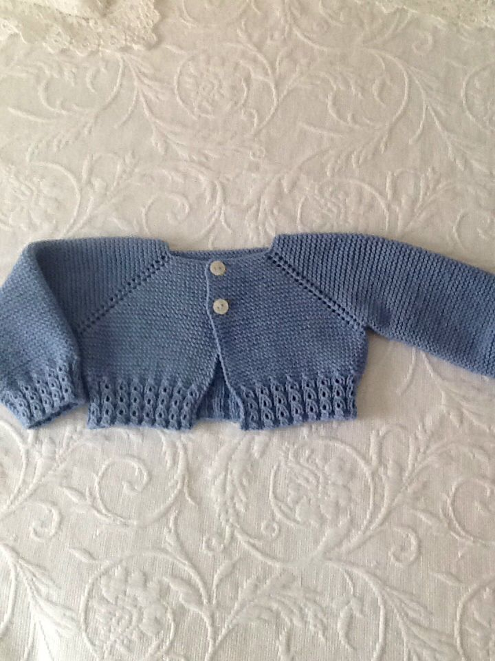 Chaqueta , realizada en algodón