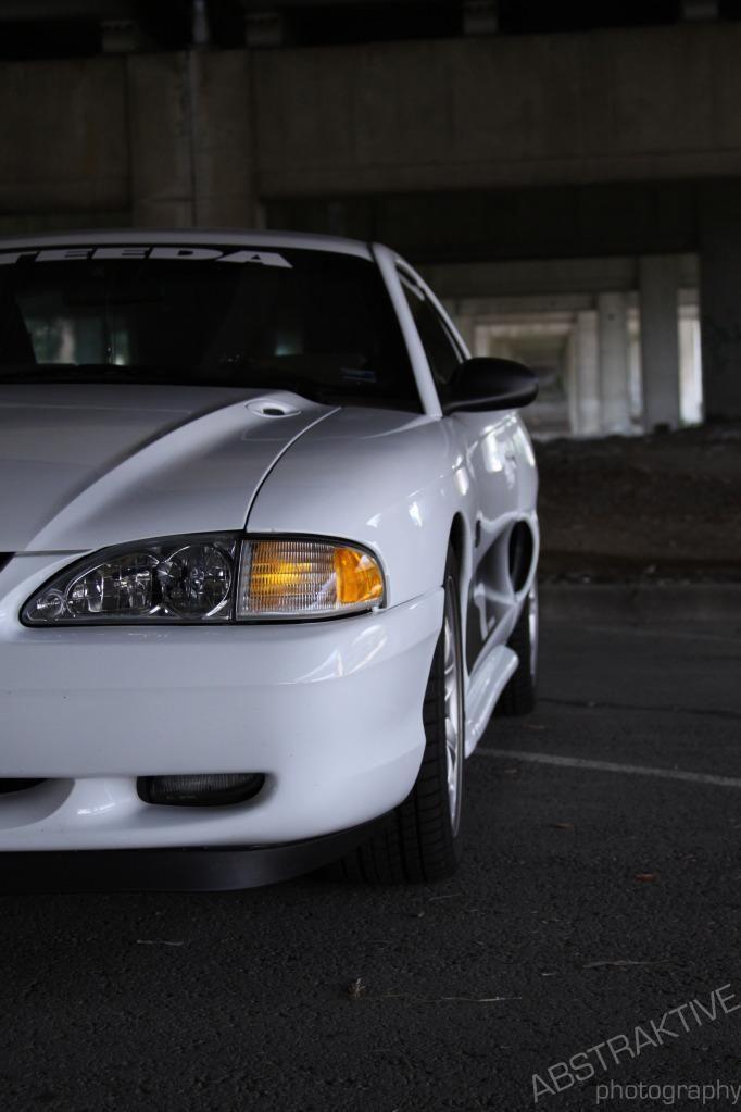 Speedform Mustang Chin Spoiler 11005g94 94 98 Gt V6 Mustang Sn95 Mustang Mustang Gt
