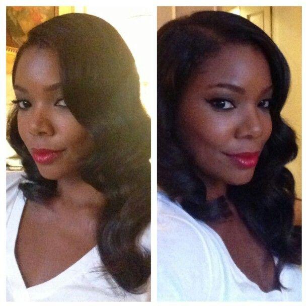 Best 25+ Gabrielle Union Hair Ideas On Pinterest
