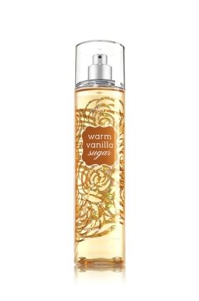 Warm Vanilla Sugar Fine Fragrance Mist - Signature Collection - Bath & Body…