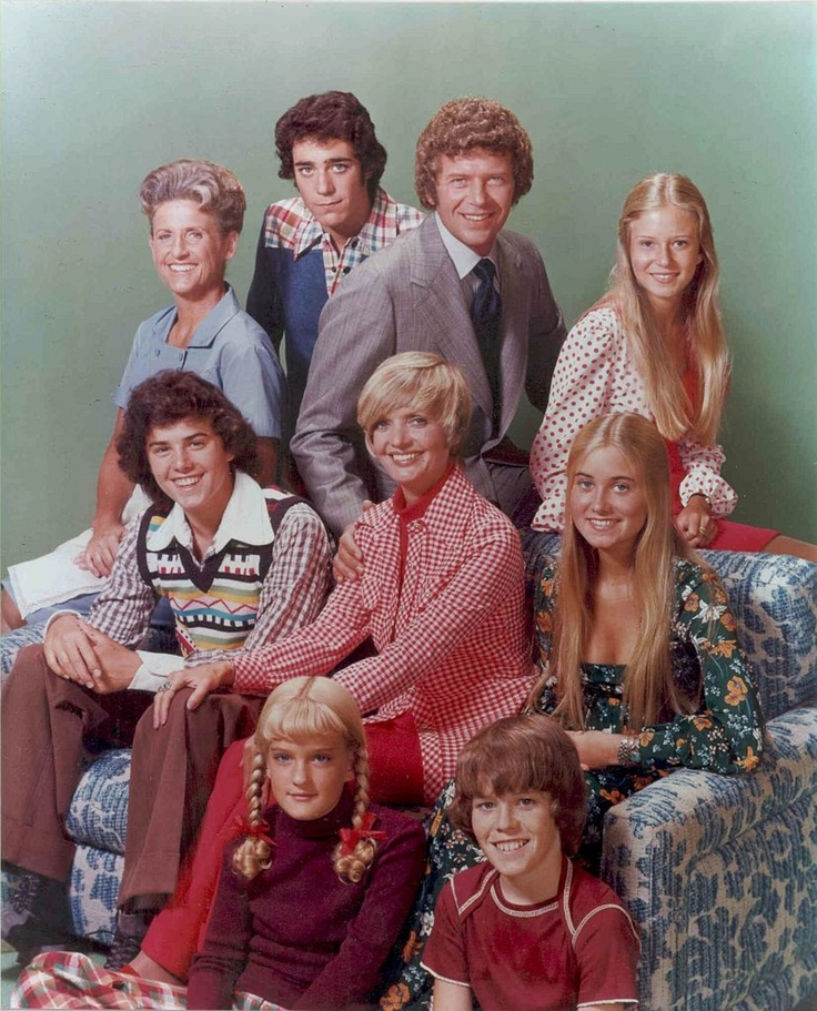352 Best Images About The Brady Bunch On Pinterest