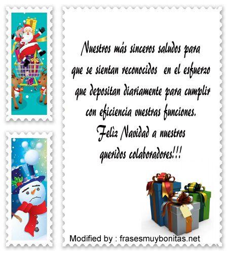 buscar dedicatorias para enviar en Navidad empresariales,descargar textos para enviar en Navidad empresariales por whatsapp: http://www.frasesmuybonitas.net/frases-de-navidad-para-empleados/