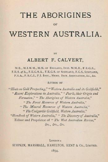 The Aborigines of Western Australia, 1894. http://encore.slwa.wa.gov.au/iii/encore/record/C__Rb1119505__So01612__Orightresult__U__X3?lang=eng&suite=def