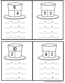 math worksheet : 200 best presidents day images on pinterest  presidents day  : Presidents Day Math Worksheets