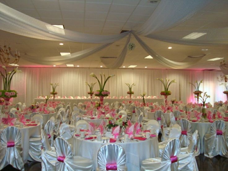 Quinceanera Hall Decorations Pink 276 best images...