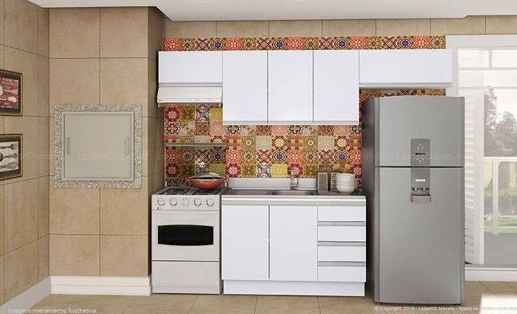 ... sur Pinterest  Moveis Planejados, Cozinha Planejada et Planejados