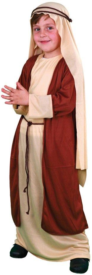 Disfraz de San José niño | Disfrazmanía