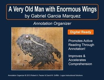an analysis of the story a very old man with enormous wings by gabriel garcia marquez A very old man with enormous wings from leaf storm and other stories by gabriel garcía márquez reviewed by foo yang yi (2i4) a very old man with enormous wings is a story featured in.