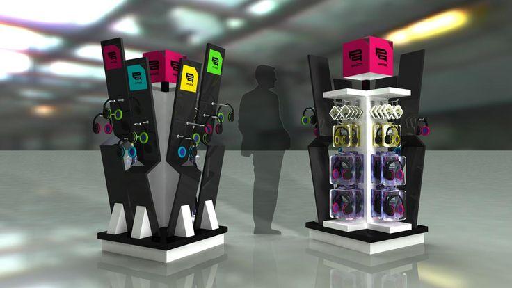 VISUAL 3D, STANDS, VISUALIZACIONES, RENDERS, DISEÑO, INTERIORISMO, POP