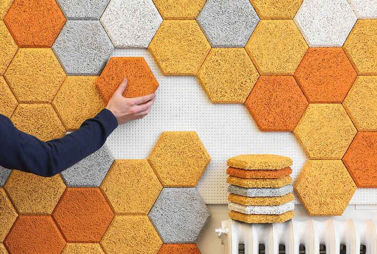 Decorative Wall Sound Proofing Office Setup Pinterest